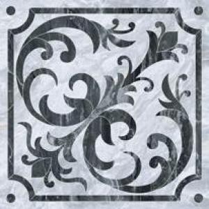 Bergamo Декор Класический Микс Холодная гамма K946620LPR 60x60