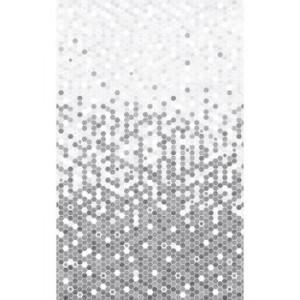 Плитка настенная Лейла серый низ 02 25х40