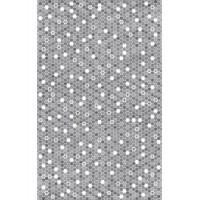 Плитка настенная Лейла серый низ 03 25х40