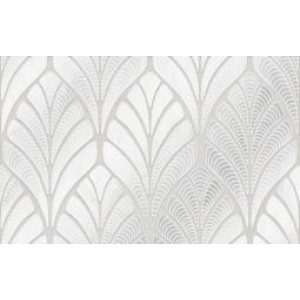 Декор Лилит серый 01 25х40