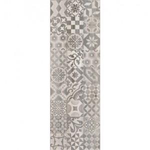Декор 2 Альбервуд белый (1664-0166)