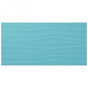 Плитка настенная Дюна 2Т бирюзовый