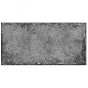 плитка настенная Мегаполис 1Т темно-серый 30x60 см