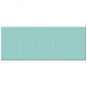 Плитка настенная Концепт 2Т бирюзовая 20x50 см