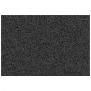 Плитка настенная Монро 5 черная 27.5x40 см