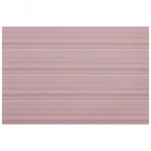 Плитка настенная Романтика розовый низ 02