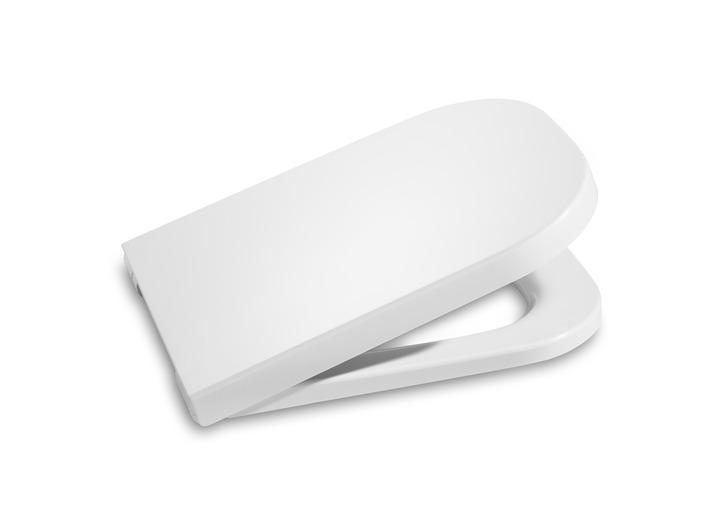 Дюропл. сиденье наполь. унитаза The Gap CleanRim, микролифт, быстр. снятие, мет. креп., 7801732004
