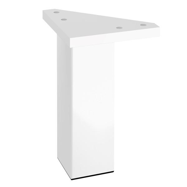 Ножки для мебели CERSANIT ZP-NOGA-KPL2 универсальные, цвет белый, 2 шт