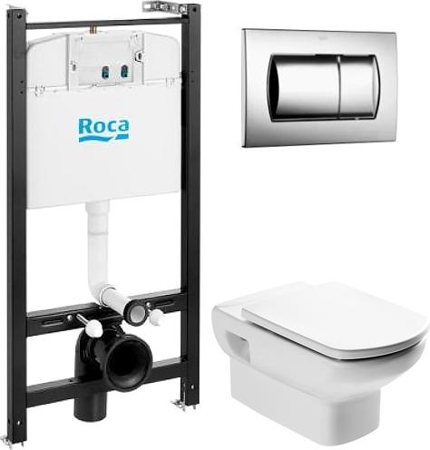 Roca Dama Senso инсталляционная система Active 7893104090