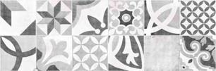 Apeks Плитка настенная многоцветный  (ASU451D)  25x75