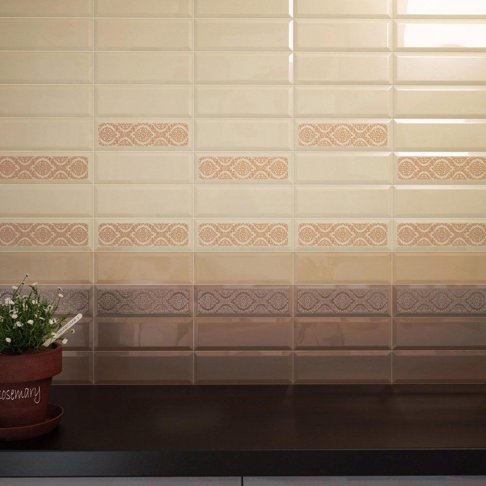 Керамическая плитка Metro / Метро от завода Gracia Ceramica