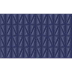 Плитка настенная Конфетти синий низ 02 25х40