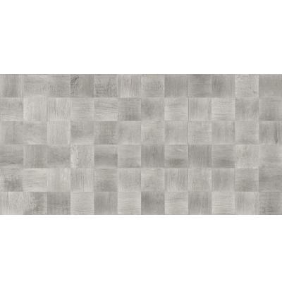 Плитка настенная Abba Wood mix серый