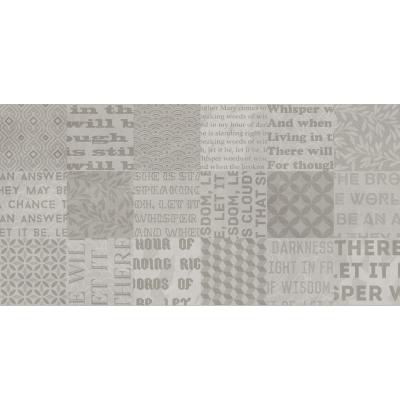 Плитка настенная Abba Patchwork серый