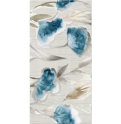 Декор AURA MARFIL FLORIS 31,5х63