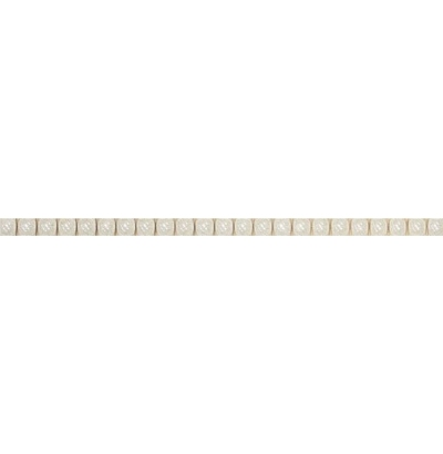 Бордюр Бисер 3 беж 24,6х0,9  68.75  СК000017943