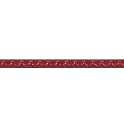 Бордюр красный люстр  80  СК000018972