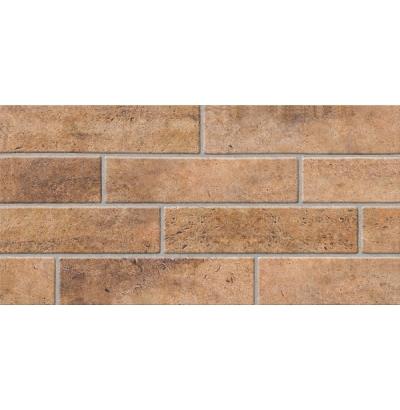 Настенная плитка Брик коричневая 30х60 (1.62м2/51.84м2) 780  СК000027560