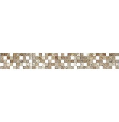 Бордюр Intro коричневый (BWU40INT404)