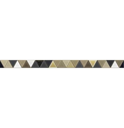 Декор Golden треугольнички  (BWU55GLD228)
