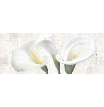 Декор Даурия цветок 20х50 (7шт) 400  СК000027595