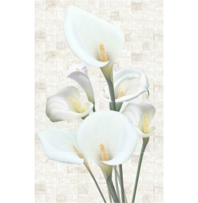 Панно Даурия цветок 50х80 (1кт) 1600  СК000027596