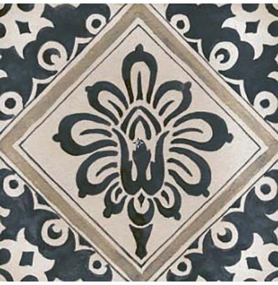 Декор напольный Сиена многоцветный (3603-0086)