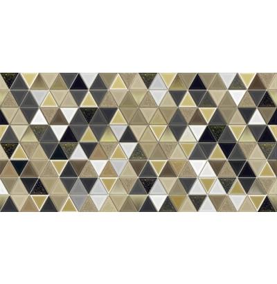 Декор Golden треугольнички (DWU09GLD238)