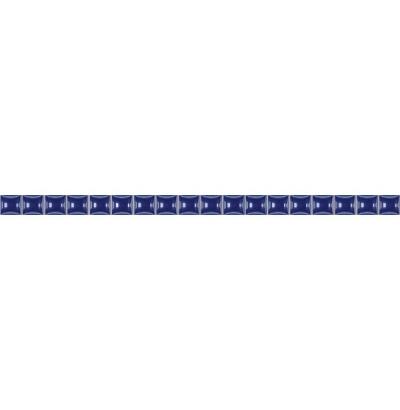 Бордюр разрезной темно-синий люстр 80  СК000013416