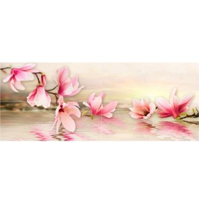 Панно Мираж цветы 40х100 (1кт) 1600  СК000027715