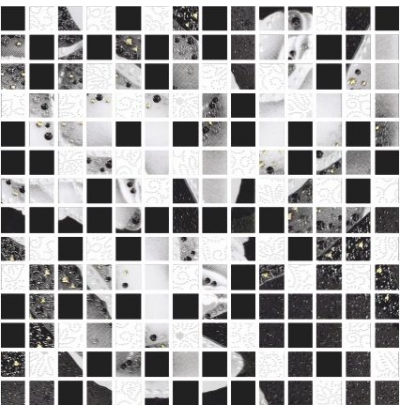 Мозаика Монро 5Т 30x30 см