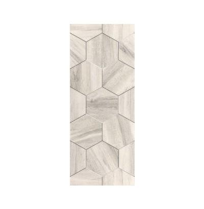Плитка настенная Миф 7 белый 20x50 см