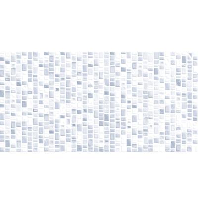 Настенная плитка Brillar голубая квадратики (TWU09BRL006)